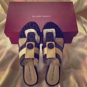 Ellen Tracy Selina Sandals